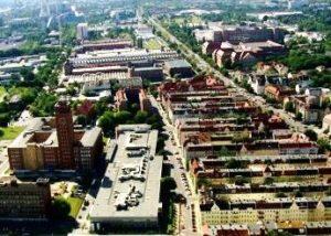 Stadtwalk mit dem Projektlabor BANA e.V. -  Spaziergang durch Siemensstadt