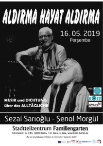Simurg - Philosophischer und literarischer Gesprächskreis @ STZ - Familiengarten   Berlin   Berlin   Deutschland