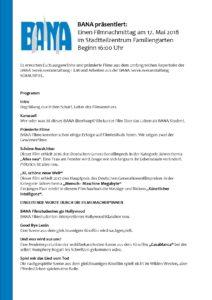 Lebenslange Lernen-Projektlabor BANA-Gasthörerstudium an der TU.  Austausch, Vorträge, Feste