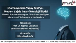 Simurg - Philosophischer und literarischer Gesprächskreis @ STZ - Familiengarten | Berlin | Berlin | Deutschland